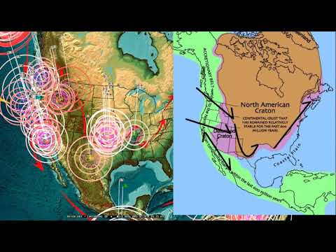3/17/2018 -- Deep earthquake event underway -- New large activity brewing in Pacific