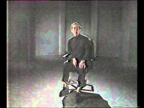 Harold Pinter eulogizes Samuel Beckett