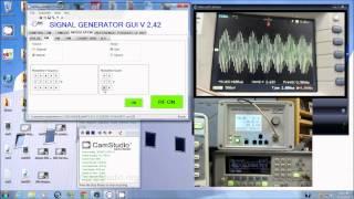 BNC Model 845, 20GHz RF Microwave Signal Generator Modulation