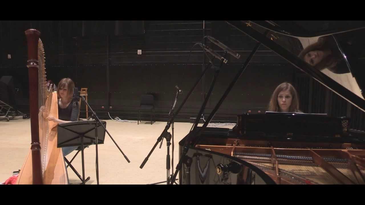 Kristan Toczko, Michael Conway Baker Concerto for Harp II