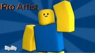 Roblox Noob Vs Pro. (Artist edition)