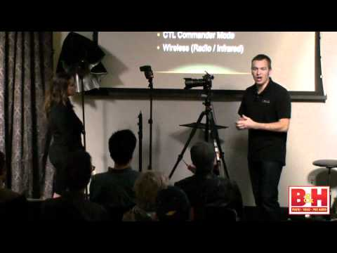 Controlling the Light: Beginners Guide to Off-Camera Lighting and Control
