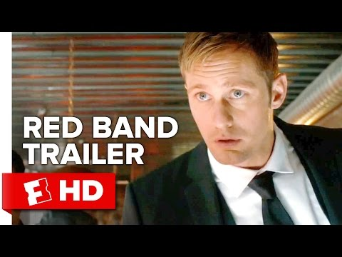 Besplatni filmovi War On Everyone Official Red Band Trailer #1 (2016) - Alexander Skarsgård Movie HD