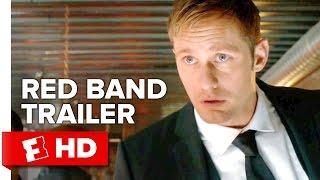 War on Everyone Official Red Band Trailer #1 (2016) - Alexander Skarsgård Movie HD