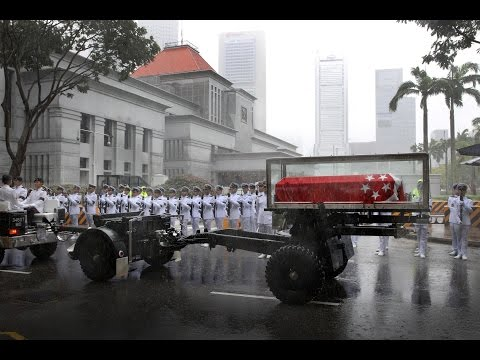State Funeral of Mr Lee Kuan Yew (with sign language interpretation)