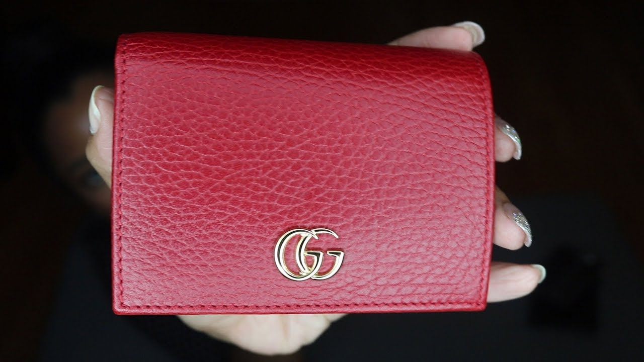 7801922ada GUCCI LEATHER