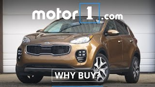 Why Buy? | 2017 Kia Sportage Review