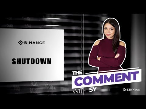 Binance Shuts down Trading, Japan's FSA, ECB Executives | The Comment | Episode 57