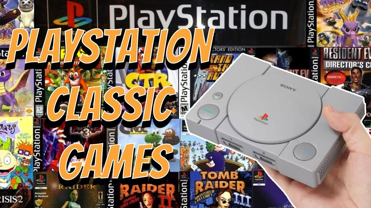 15 Games I Want On The Playstation Classic
