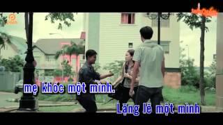 Con No Me - Trinh Dinh Quang (Karaoke HD)