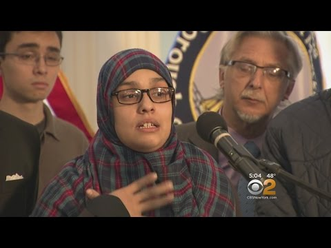 Muslim NYPD Officer Speaks Out After Alleged Hate Crime