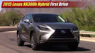 Lexus NX 300h 2015 Videos