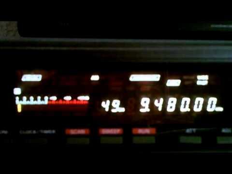 MV Baltic Radio 03 11 2013 9480 kHz 09 36 UTC