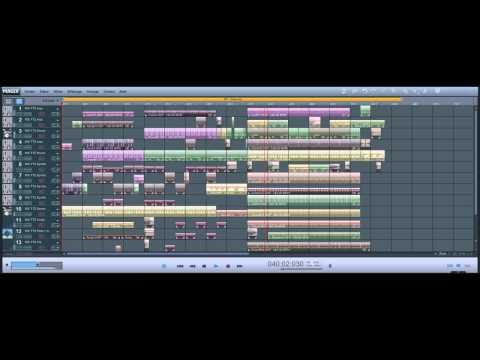 Jork ♫ Techno Porn ♫ ( Magix music maker MX )