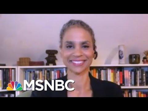 Maya Wiley Corrects Giuliani's Depiction Of 'Lawless' NYC In RNC Speech   MSNBC
