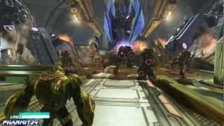 Transformers: Fall of Cybertron - PC Gameplay