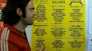 Reading festival 2008 - Future of the Left