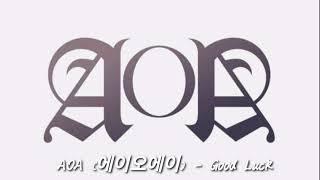 AOA (에이오에이) - Good Luck