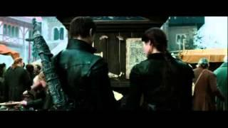 Охотники на ведьм (2012, трейлер)