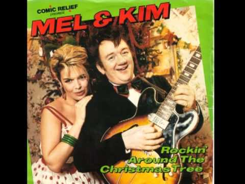 Mel & Kim - Rockin around the christmas tree