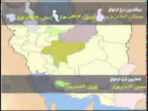 رشد جمعیت در ایران