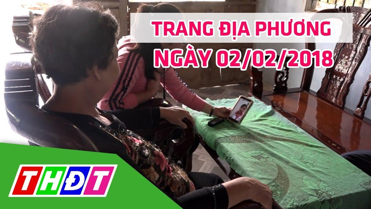 Trang tin địa phương   02/02/2018   Lấp Vò – Tín hiệu vui lao động làm việc nước ngoài   THDT
