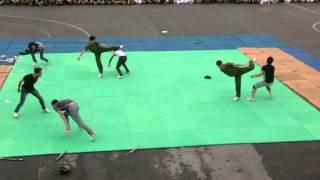 Hội thi võ thuật CAND B1C4K49-T38( tình huống)