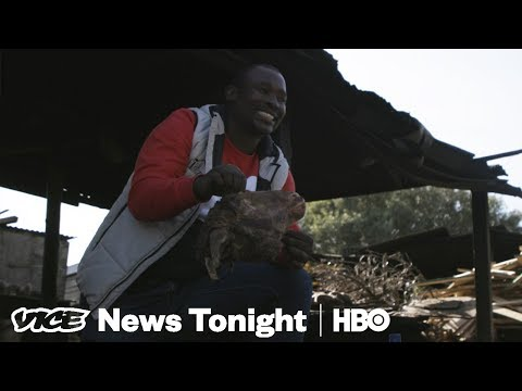Why European Tourists Are Visiting South African Slums (HBO)