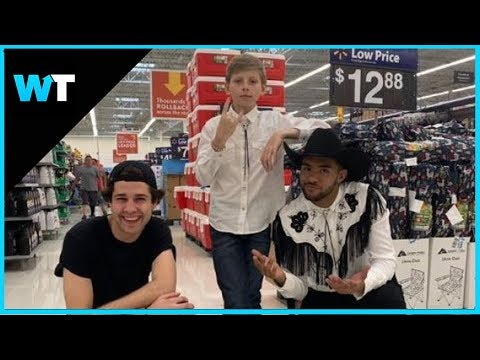 David Dobrik, Brother Nature, and Mason Ramsey SAVE the Internet??