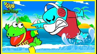Learn about SHARKS! Educational Videos for Kids!