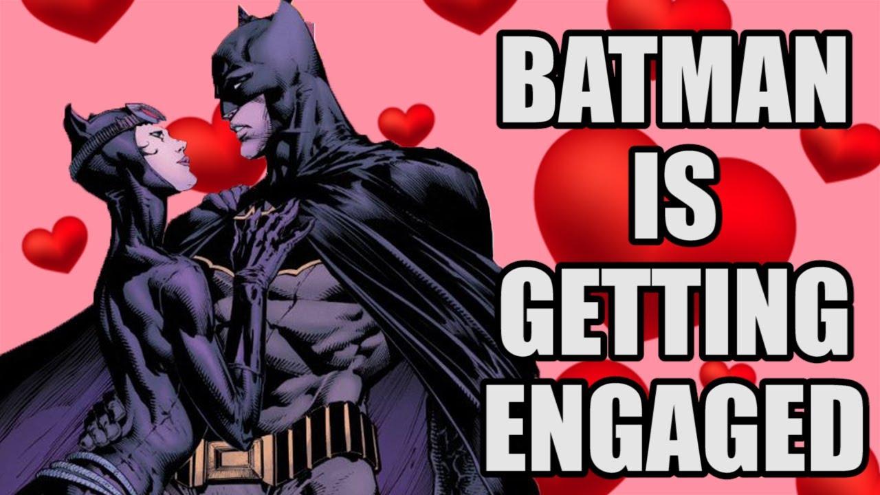 batman is getting married youtube