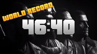 Origins Solo Easter Egg Speedrun - 46:40