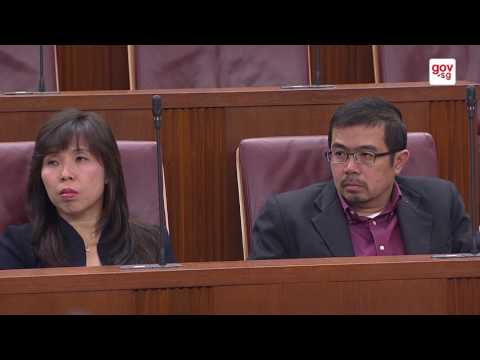 Minister Lim's speech on the retirement and re-employment bill