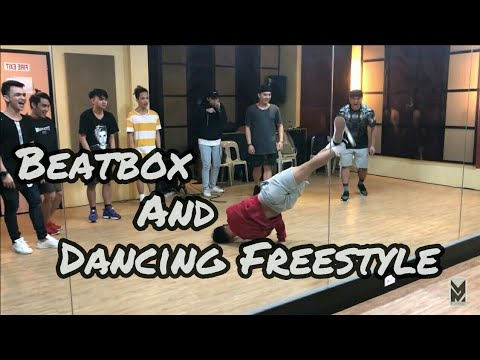 Beatbox and Dancing Freestyle  Mastermind Feat Drei Raña