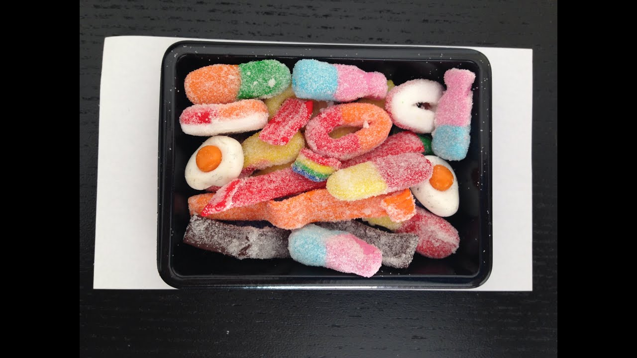 tuto fimo bonbons
