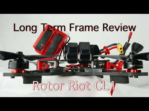 Rotor Riot CL1 Frame Long Term Review, Defect, and Rebuild
