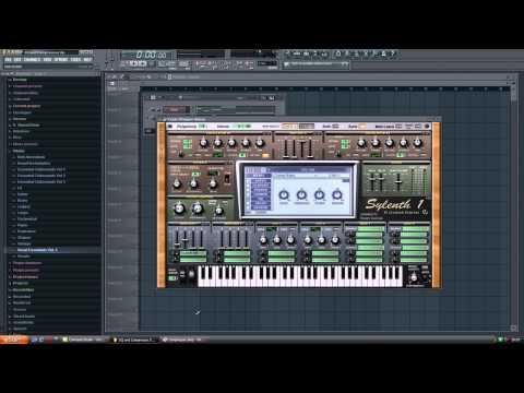 Sylenth 1 : Synthesizer Tutorial #08 - Equalizer & Compressor [Deutsch]