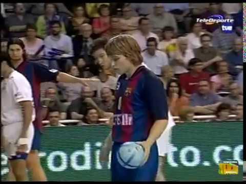 Liga de Campeones 2004/05 - Barcelona vs Ciudad Real - Final-VTA (Barcelona)