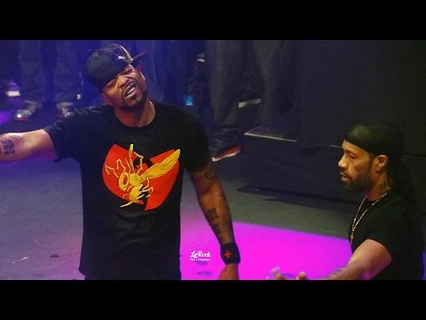 Method Man & Redman Live in L.A. w/ Special Guest RZA | 2017 HD
