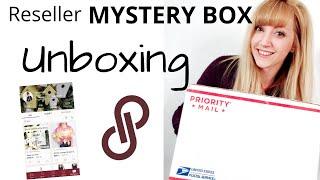 Reseller Mystery Box Unboxing to Resell On Poshmark   Make Money Online #thrift #Poshmark #reseller