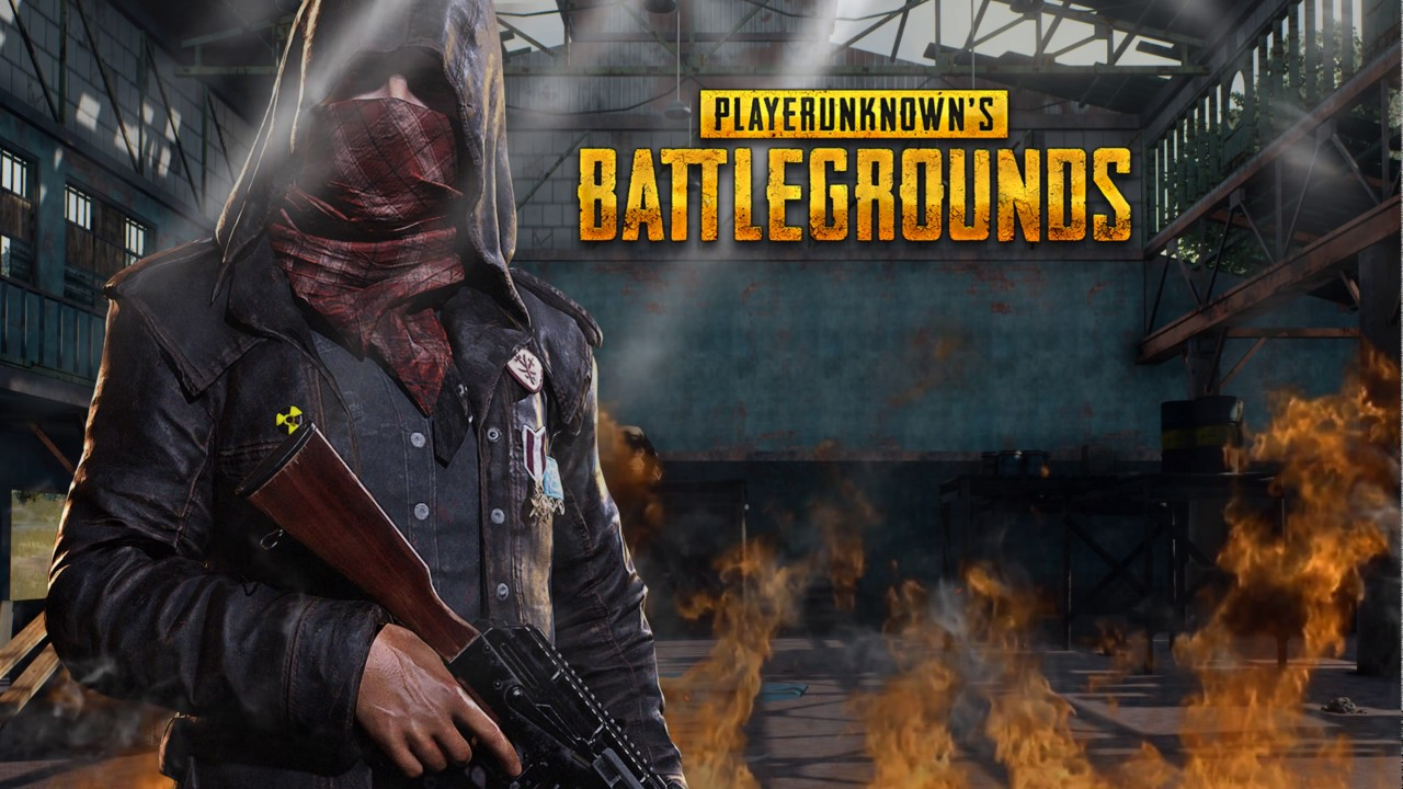 Playerunknown S Battlegrounds Wallpapers: PlayerUnknown's BattleGrounds Animated Wallpaper