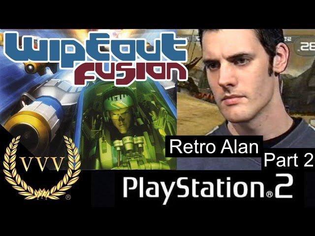 Wipeout Fusion Part 2 - Retro Alan