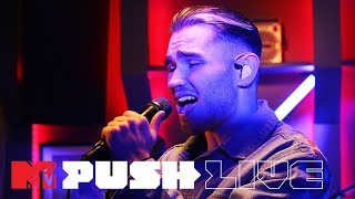 Moss Kena | 'Silhouette'  (MTV PUSH Live At Tape London) | MTV Music