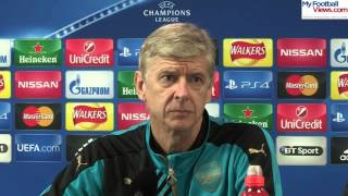 Wenger: I am not in for Real Madrid job