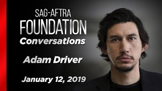 Conversations with Adam Driver Video
