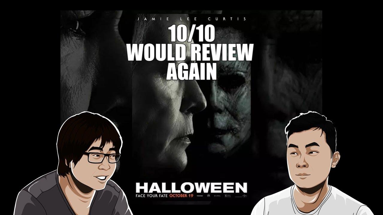 Right-Wing Reviews: Halloween 2018 (A Pro-Gun Slasher Flick?)