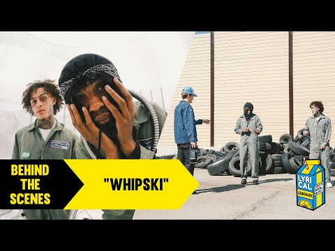 "Behind The Scenes of $NOT and Lil Skies' ""Whipski"" Video with Lyrical Lemonade"