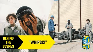 """Behind The Scenes of $NOT and Lil Skies' Whipski"""" Video with Lyrical Lemonade"""