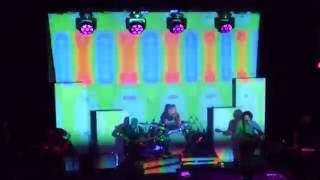 The Black Angels - I Hear Colors (Chromaesthesia) - (Houston 08.19.16) HD