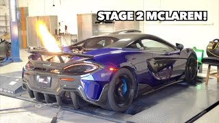 I TUNED MY MCLAREN 600LT *INSANE POWER*